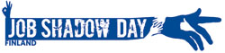 Job shadow day logo